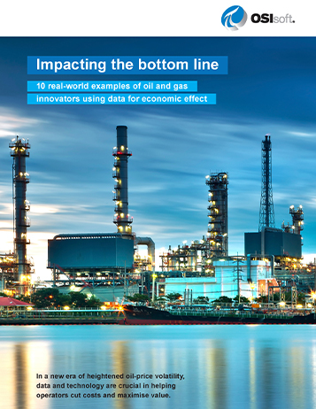Impacting the Bottom Line: 10 Real-world Examples of Oil & Gas Innovators Using Data for Economic Effect
