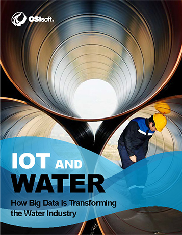 IoT and Water: How Big Data is Transforming the Water Industry