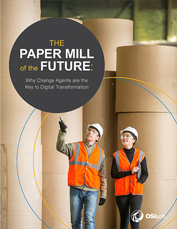 The Paper Mill of the Future: Why Change Agents are the Key to Digital Transformation