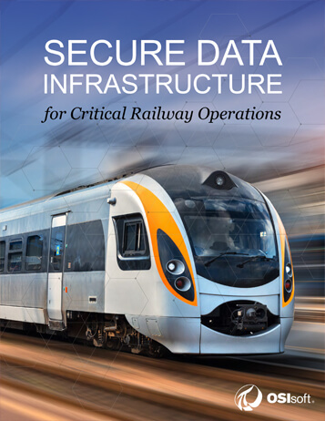 Secure Data Infrastructure for Critical Railway Operations