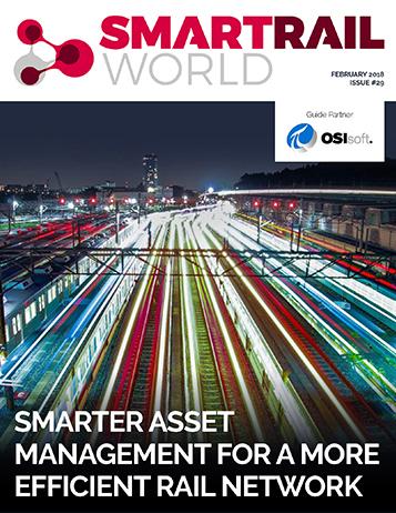 Smartrail World: Smarter Asset Management for a more Efficient Rail Network