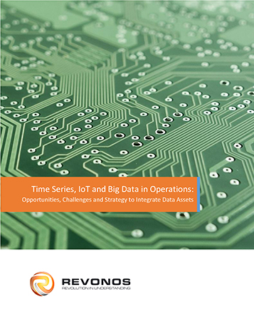 Time Series, IoT and Big Data in Operations: Opportunities, Challenges and Strategy to Integrate Data Assets